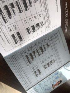 گواهینامه و کارت خودرو بین المللی