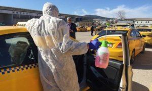 تاکسی ترکیه