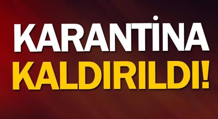 اطلاعات کلی در مورد برداشتن قوانین قرنطینه ای در ترکیه